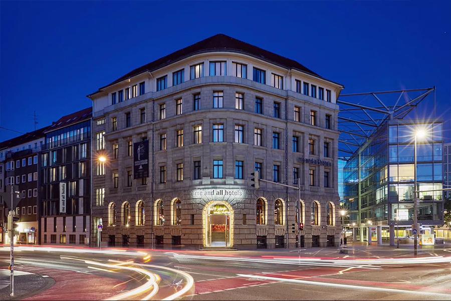 Hotel at Aegidientorplatz – Hannover – Germany