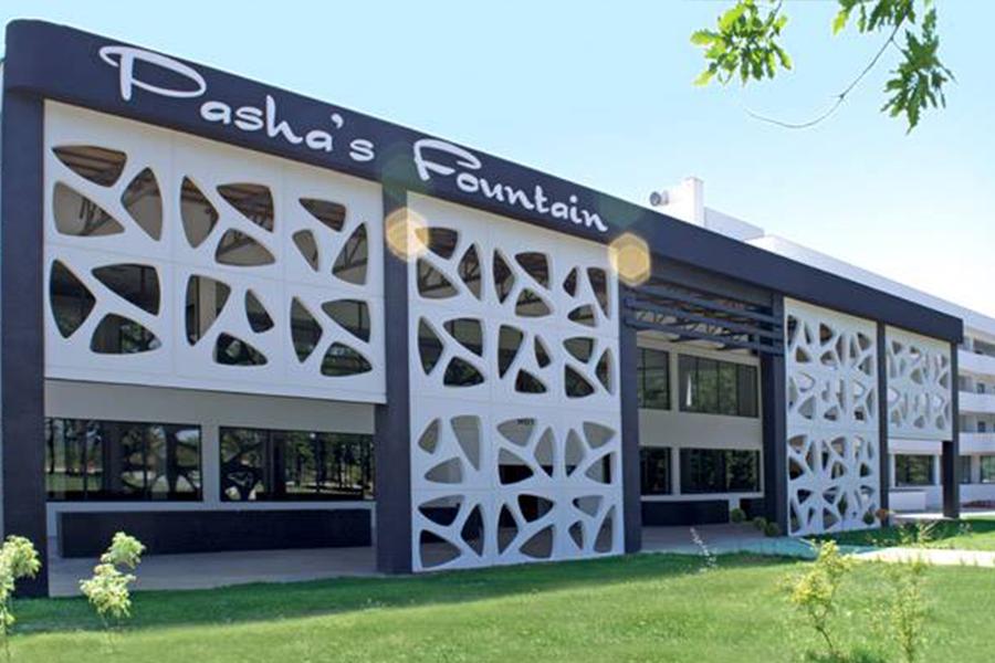 Hotel Pasha's Fountain – Leskovac – Serbia
