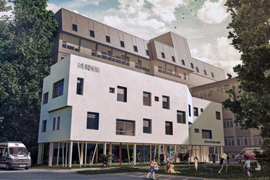 Children's Clinic Nurdor – Nish- Serbia